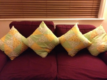 Cushion Covers (front)